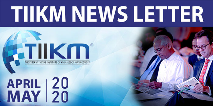 tiikm news letter – april & may 2020